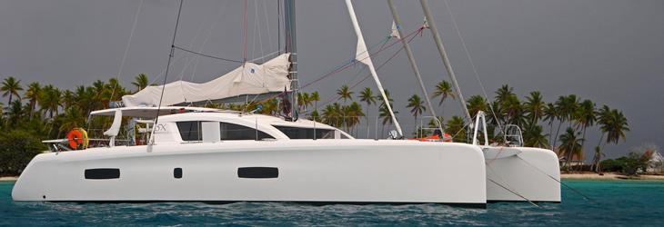 Location de catamaran outremer 5X